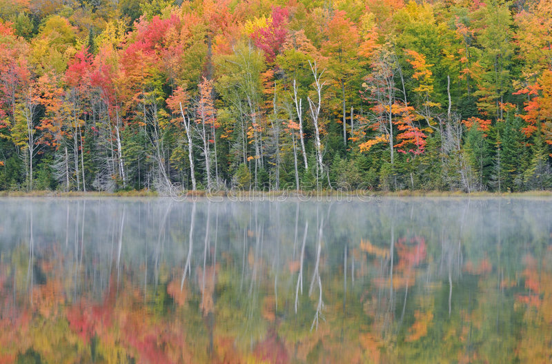 Download Autumn, Scout Lake Stock Photos - Image: 6711593