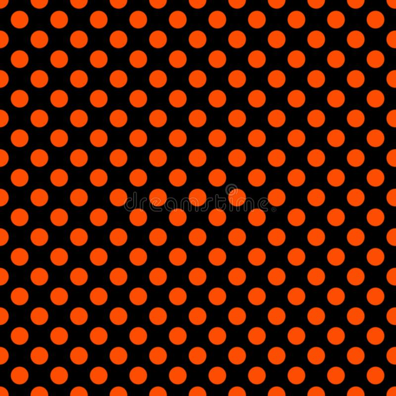 Autumn seamless patterns. Endless texture for wallpaper, background, texture. Set of halloween and thanksgiving ornament stock illustration