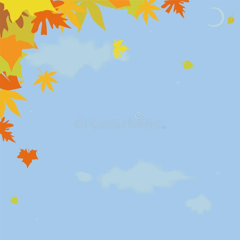 Autumn Sky Royalty Free Stock Photography