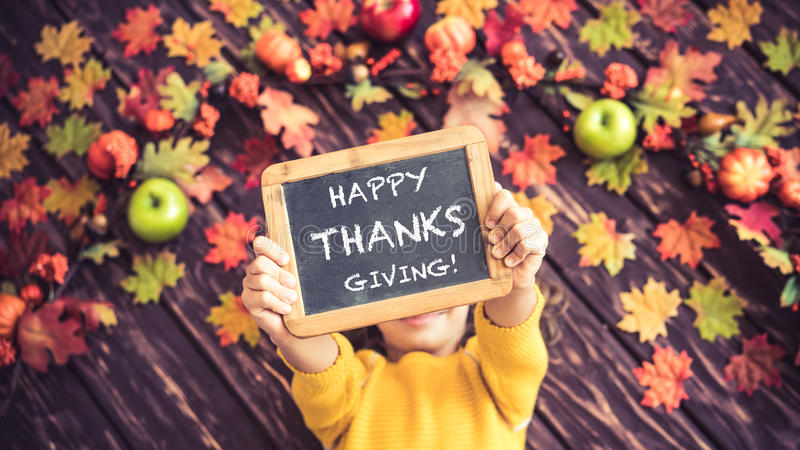 Autumn Thanksgiving Holiday Concept royalty free stock photos