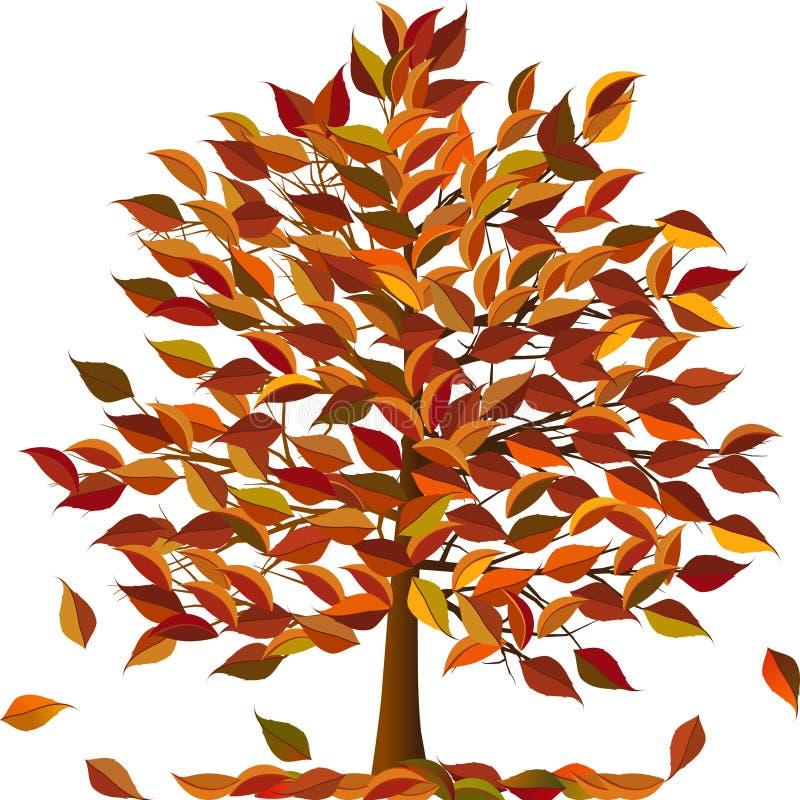 Free Autumn Tree Royalty Free Stock Photo - 20802395
