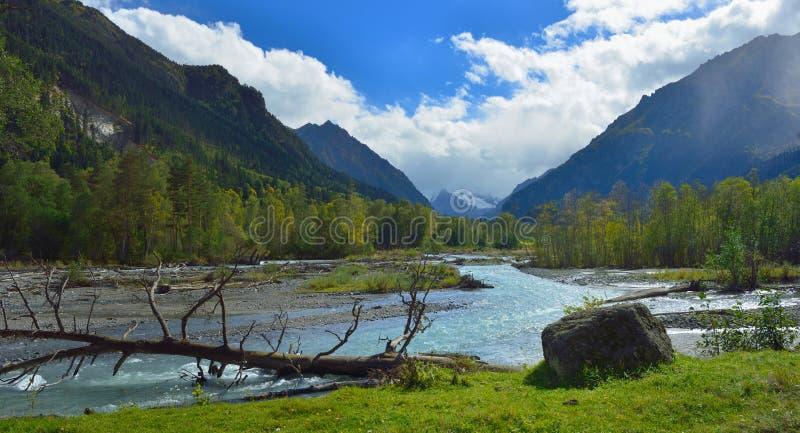 Autumn Valley fotografie stock libere da diritti