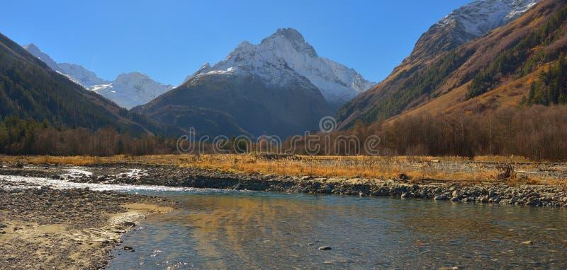 Autumn Valley fotografie stock