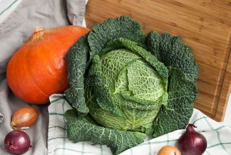 Autumn Vegetables imagenes de archivo