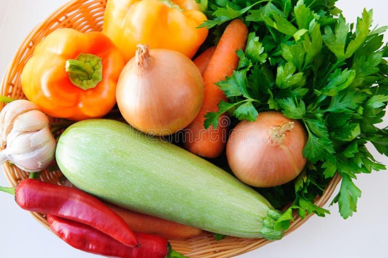 Autumn Vegetables Stock Photography