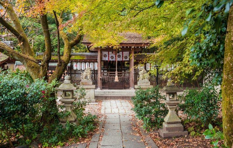 Munakata Shrine in Kyoto stock image
