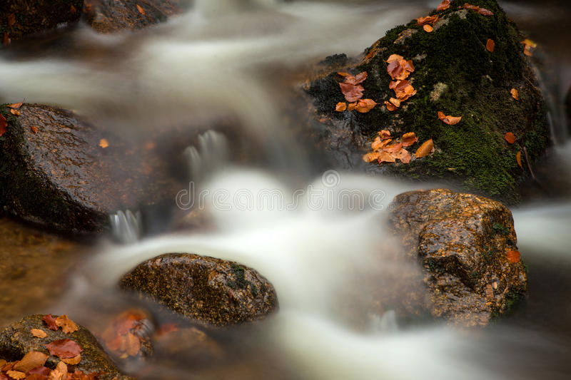 Download Autumn waterfall stock image. Image of water, scenic - 34573673
