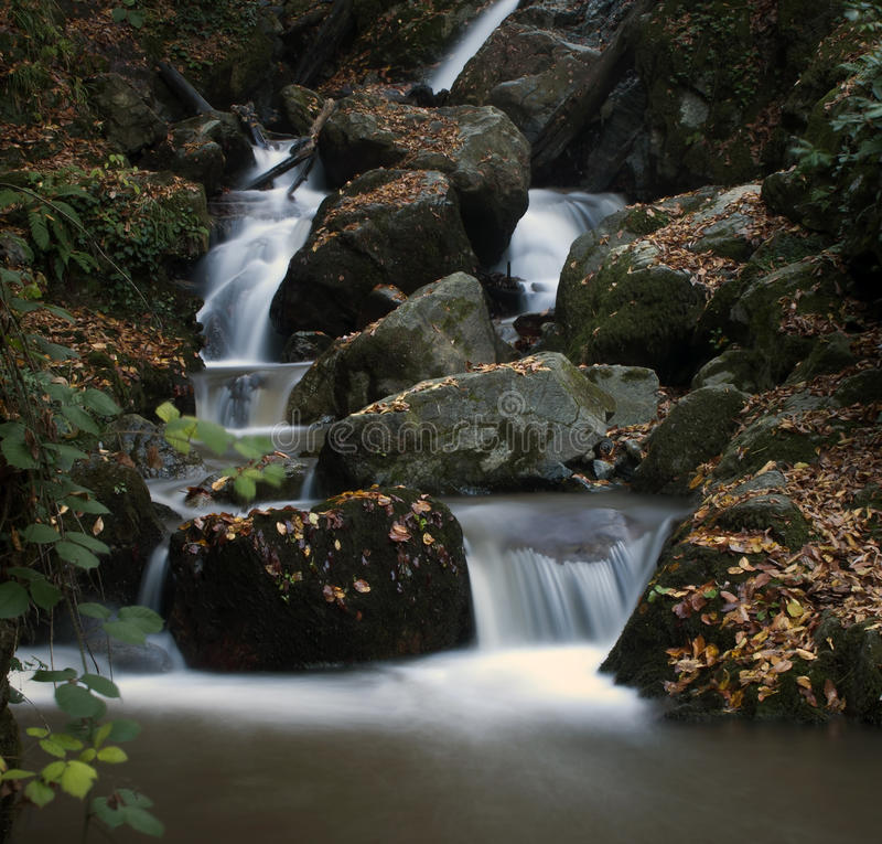 Download Autumn And Waterfall Stock Photos - Image: 31836173