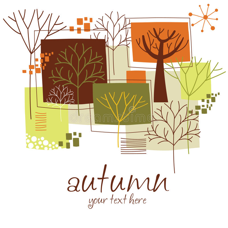 Free Autumnal Banner Stock Photography - 10806512