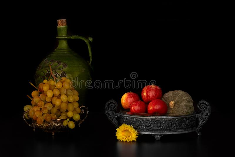 Fall Still Life stock photography
