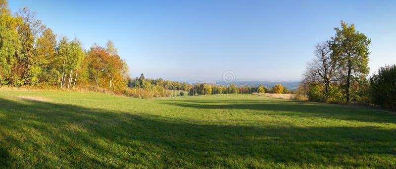 Autumny Scenery Stock Photo