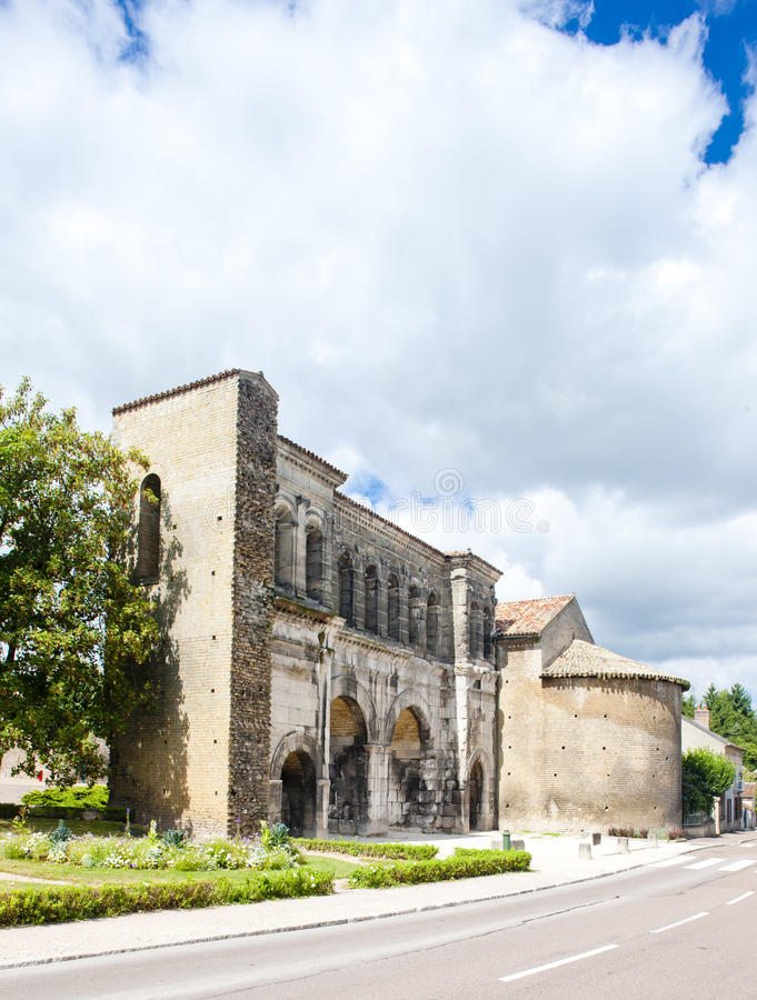 Autun, France Royalty Free Stock Photography