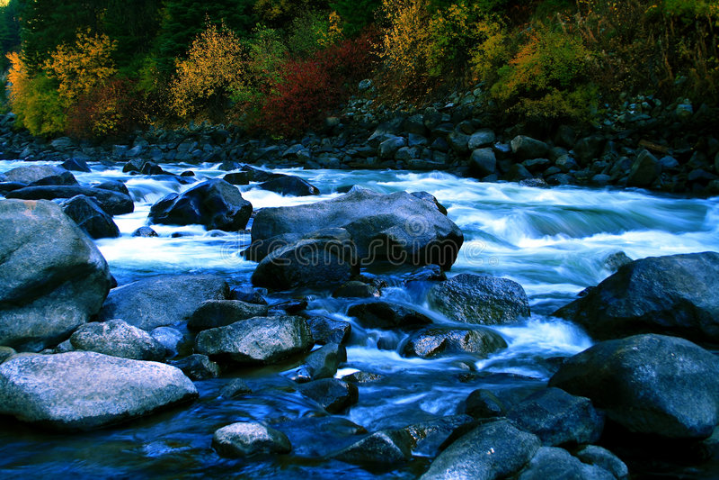 Autunno 10 del North Fork immagini stock libere da diritti