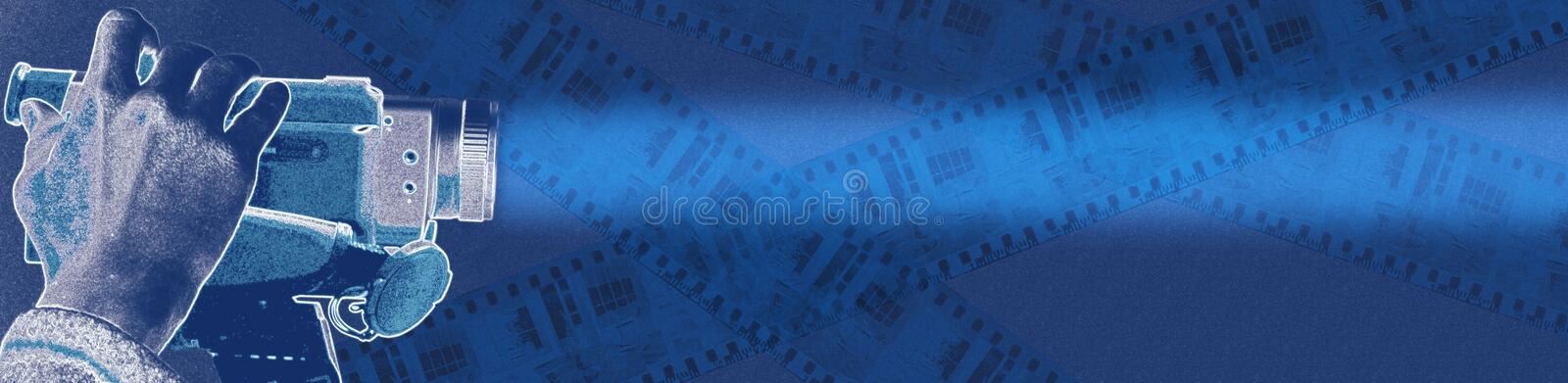 Download AV banner stock illustration. Image of body, broadcasting - 642291