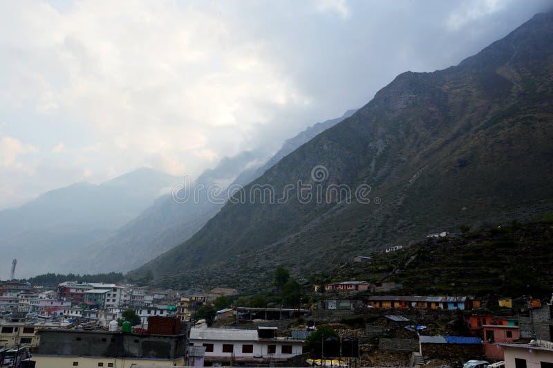By av kullestationer i Indien royaltyfri foto