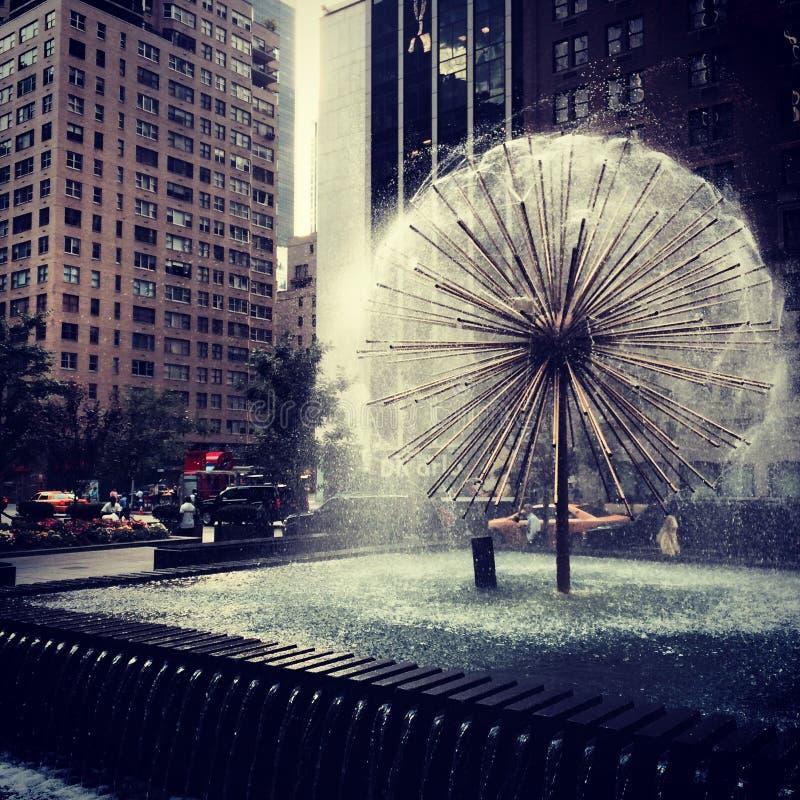 6AV NYC photo stock