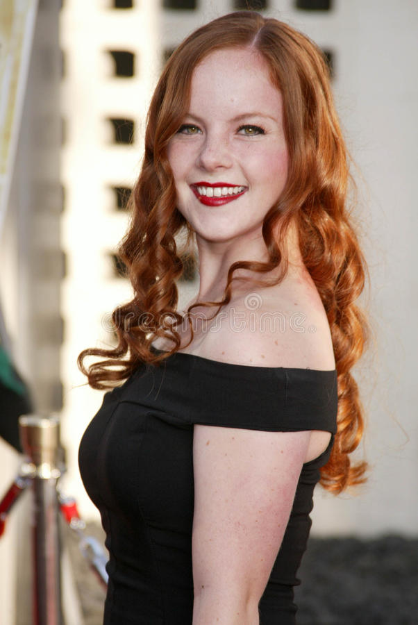 Avaia At The Los Angeles Film Festival Opening Night Editorial Stock Image