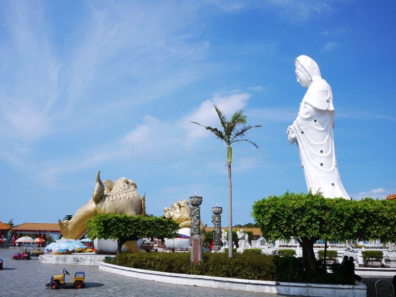 Avalokiteshvara stock fotografie