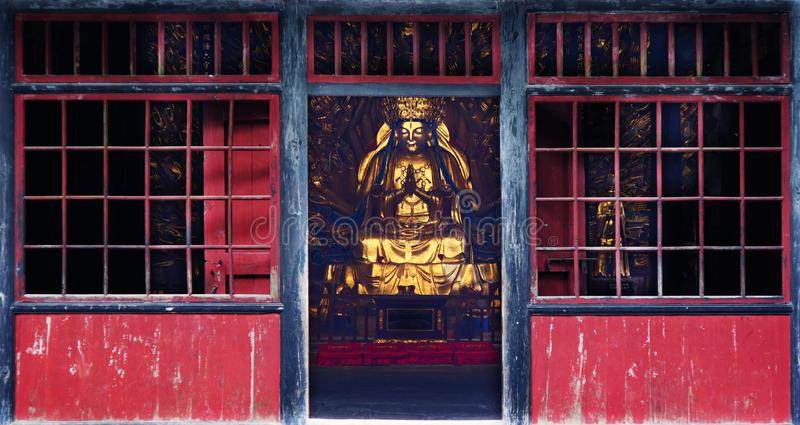 Avalokitesvara, royalty free stock photos