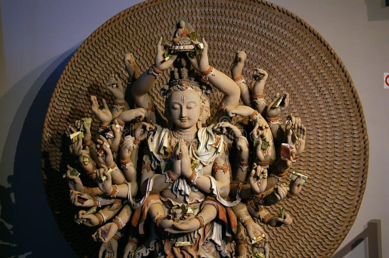 Avalokitesvara fotos de archivo