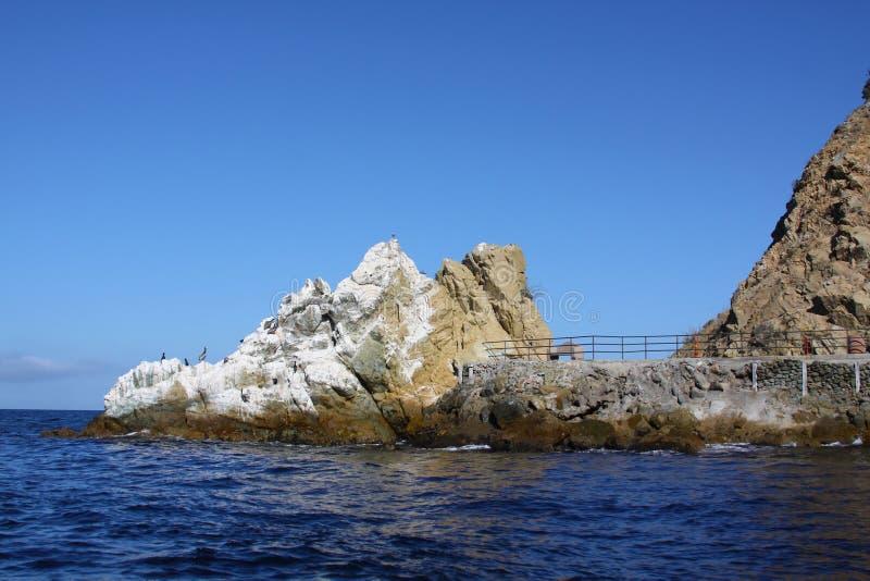 avalon California Catalina wyspa zdjęcie stock