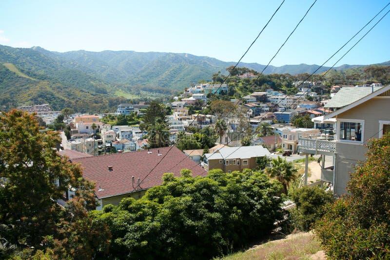 Avalon Catalina stockfoto