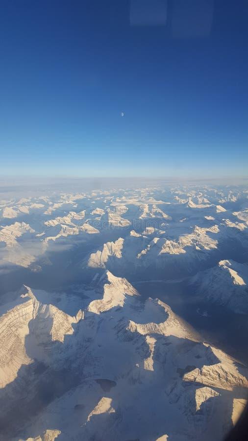 AVANT JÉSUS CHRIST Rocky Mountains photo libre de droits