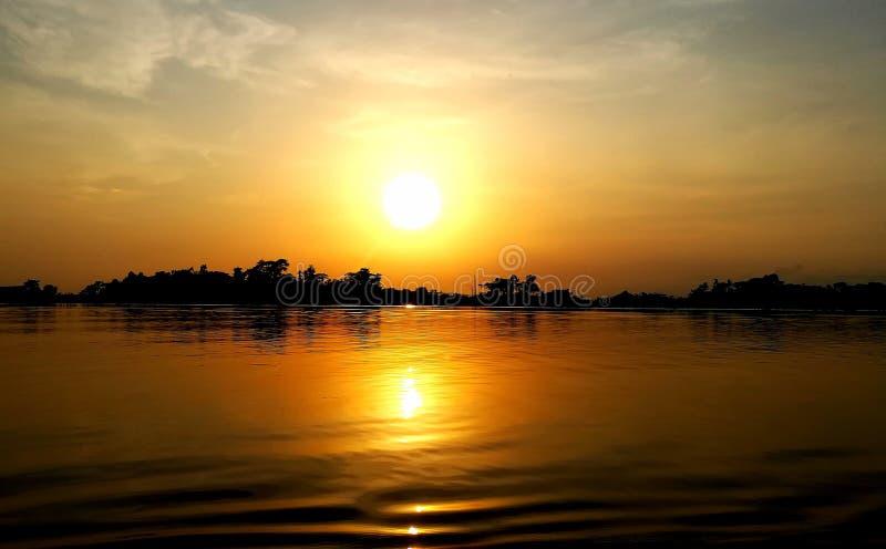 Avant le soleil photos stock