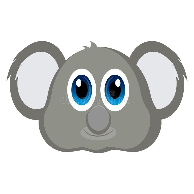 Avatar d'un koala illustration libre de droits