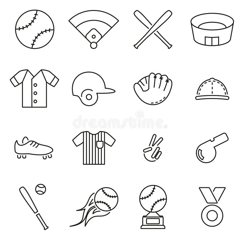 Avatar 20th Century Historical Figures All in One Icons Black & White Color Flat Design Freehand Set. This image is a illustration and can be scaled to any size vector illustration