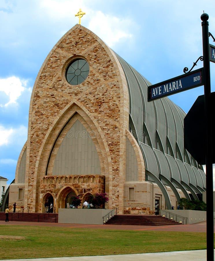 Ave Maria stockbild
