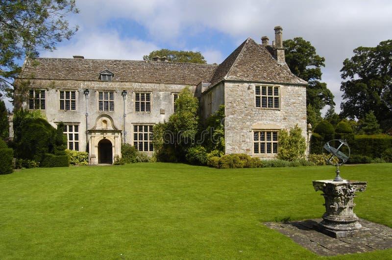Avebury Manor stock images