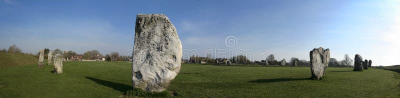 avebury okrąg England kamienny Wiltshire zdjęcia stock