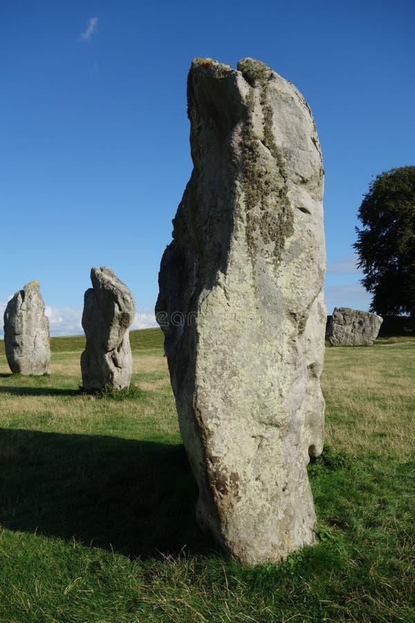 Avebury Stone Circle royalty free stock image