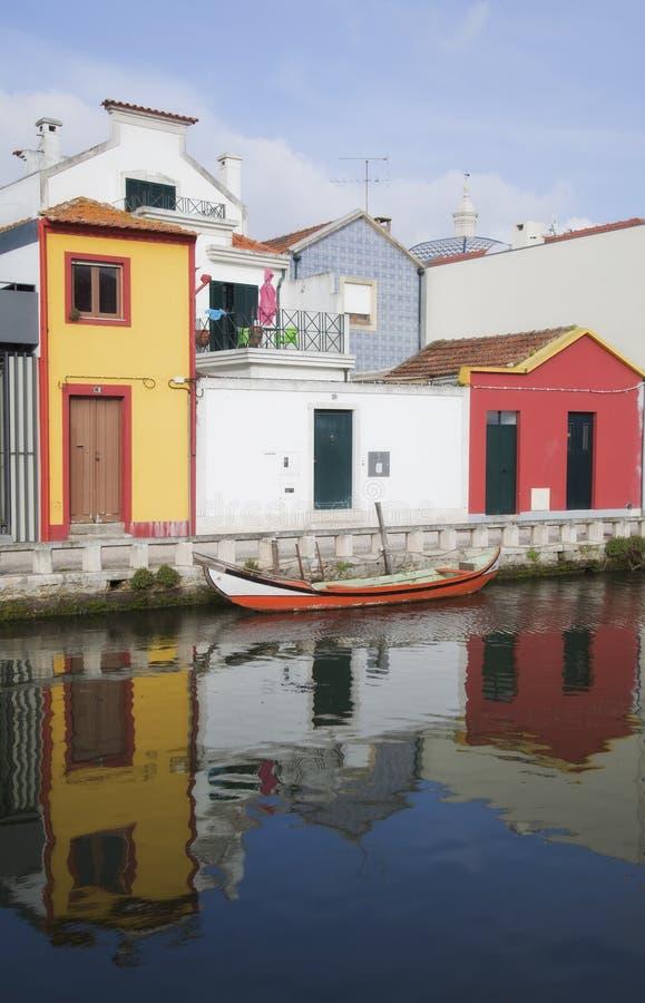 Aveiro miasto zdjęcia stock