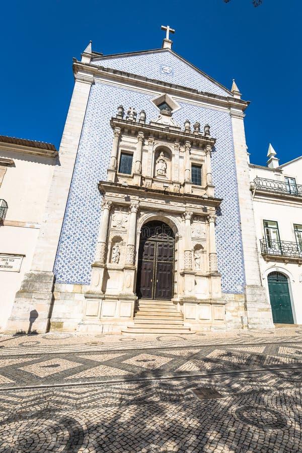 Aveiro, Portogallo Vista tipica della costruzione immagini stock libere da diritti