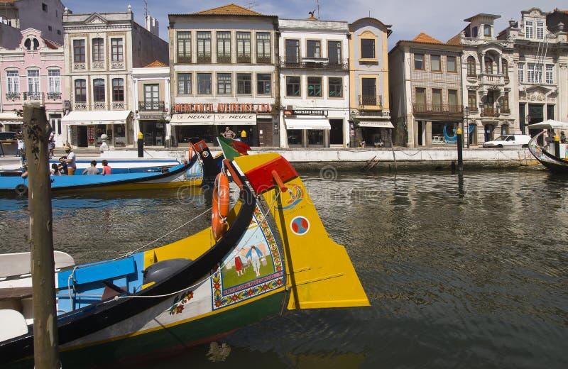 Aveiro Portugal royalty free stock image