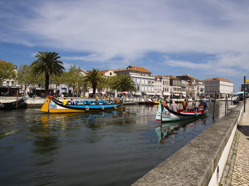 Aveiro Portugal stock image