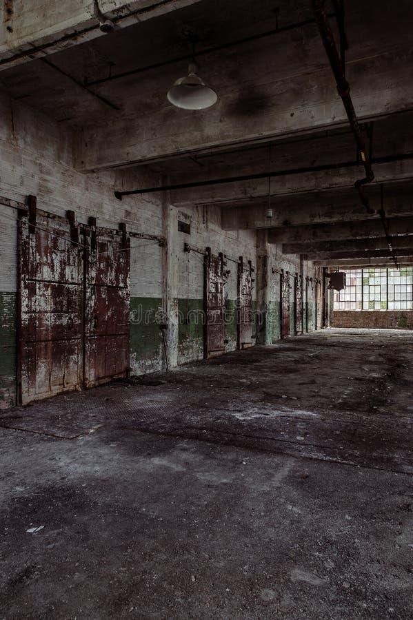 Avelã-Atlas Vidro Empresa - rodando, West Virginia fotos de stock