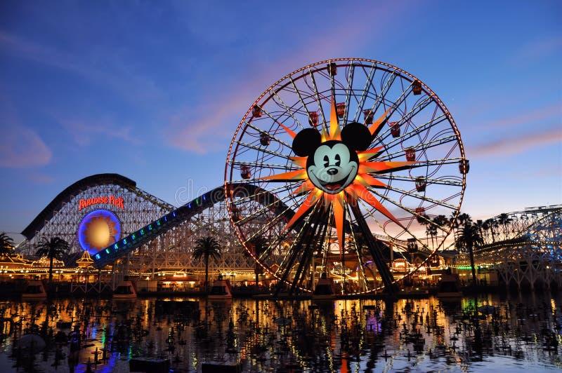 Aventura de Disney imagem de stock royalty free