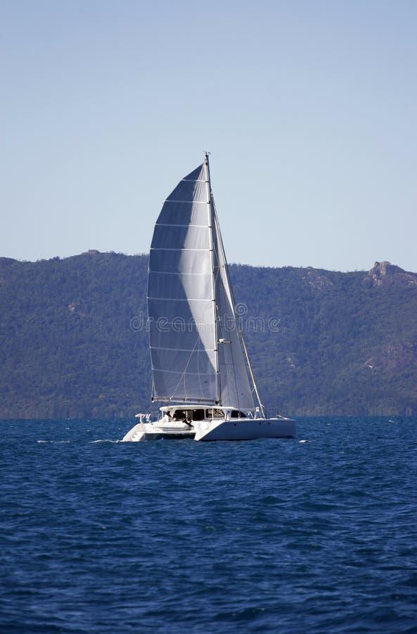 Aventura do desporto de barco imagem de stock royalty free