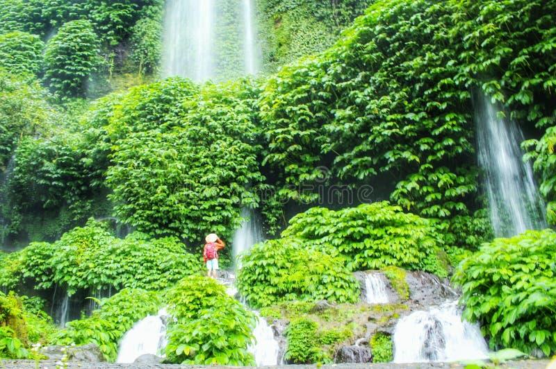 Aventuras em Lombok - Indonésia imagem de stock royalty free