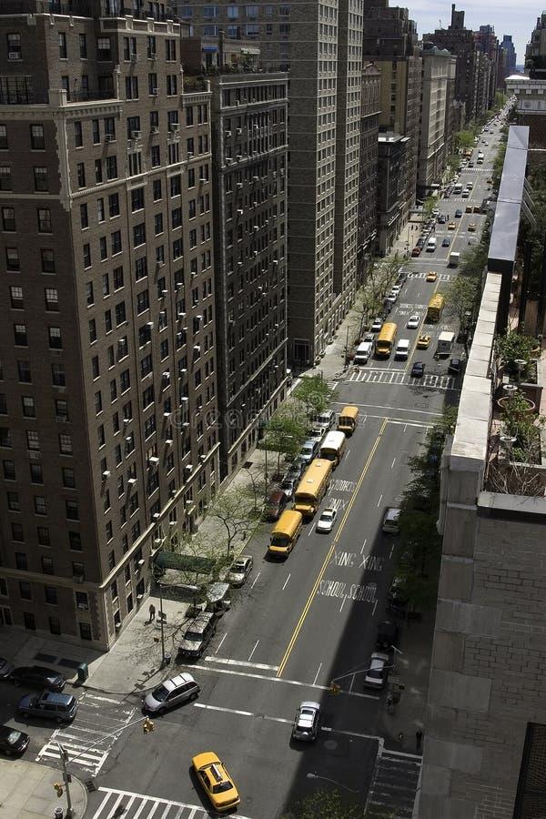Avenue de West End, du sud photographie stock
