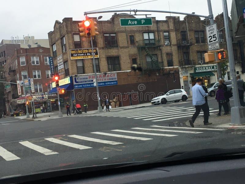 Flatbush Avenue, Brooklyn New York USA Editorial ...
