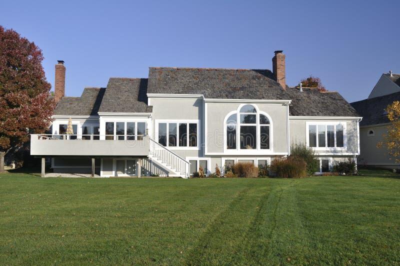 Download Average House stock photo. Image of estate, real, neighborhood - 6937606