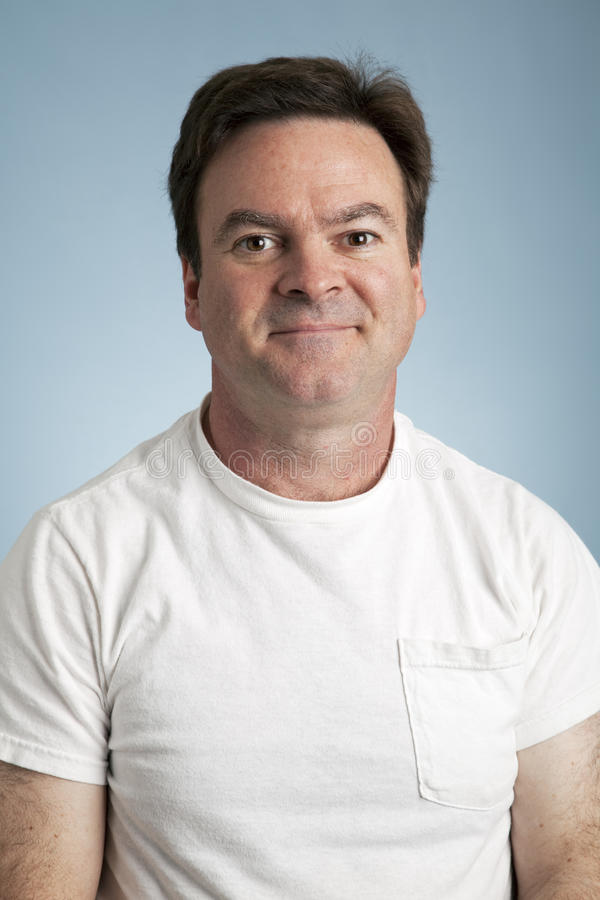 Download Average Man Portrait Stock Photography - Image: 14047682