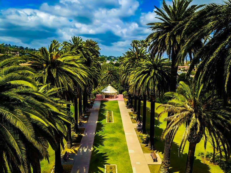 AVERILL park W SAN PEDRO CA obraz royalty free
