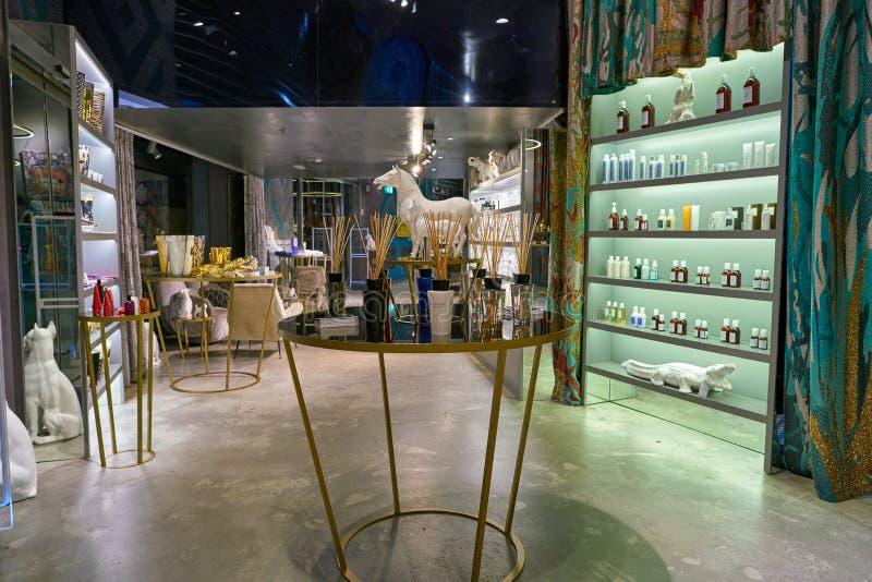 Avery Perfume Gallery immagine stock libera da diritti