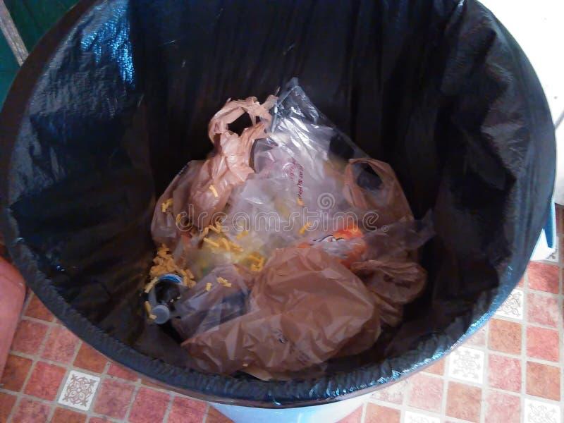 avfall royaltyfri bild