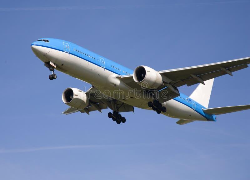 Avião 10 fotografia de stock royalty free